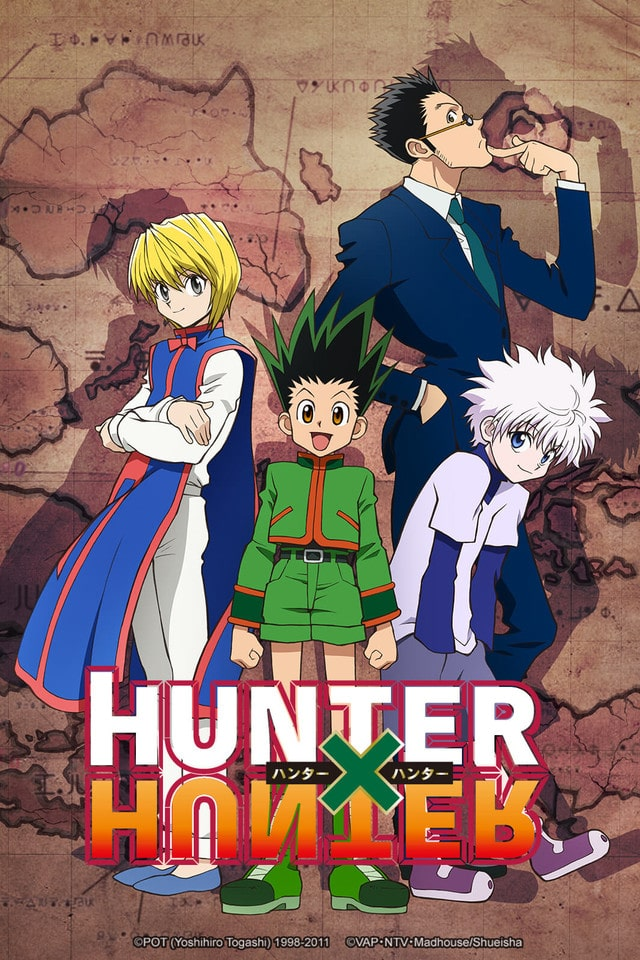 Top Adventure Animes in Netflix India to watch right now.
