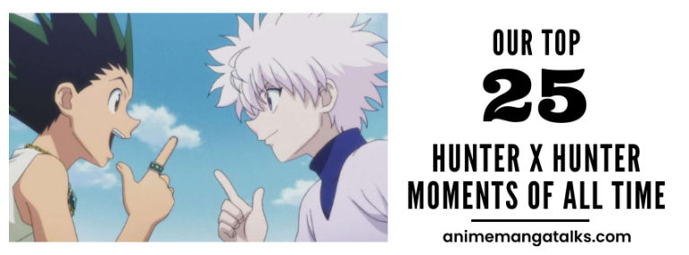 25 Hunter x Hunter Best Moments of All Time