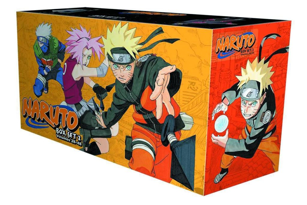 Best Gift Ideas for Naruto Fans (Guide for even non watchers)