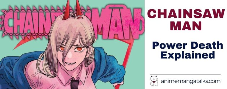 Power Death in Chainsaw Man Explained – Chainsaw Man