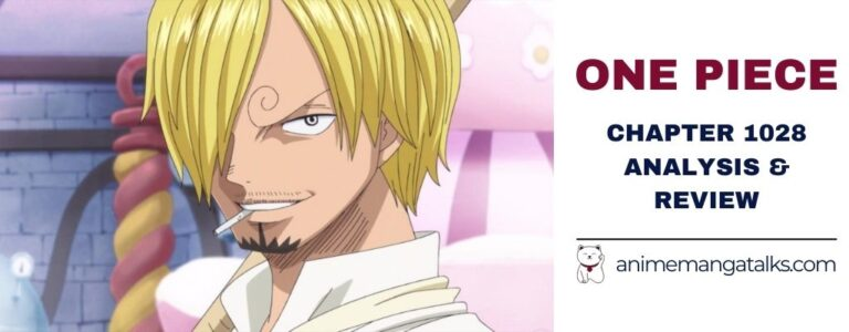 One Piece Chapter 1028 Analysis and Review